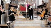 Das Konzert mit dem Streicherensemble Symphonia Nova in Marienstatt ließ bei den Zuhörern keine Wünsche offen.